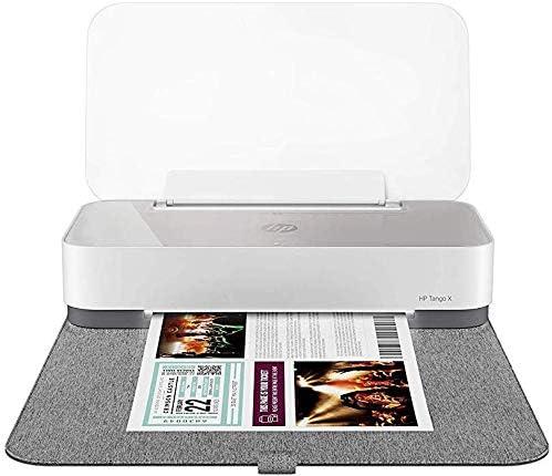 HP Tango X - Impresora tinta, color, Wi-Fi, compatible con Instant Ink (3DP65B)