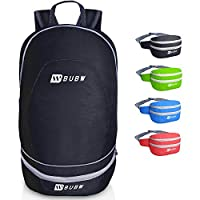 BUBW 2 IN 1 Packable Backpack