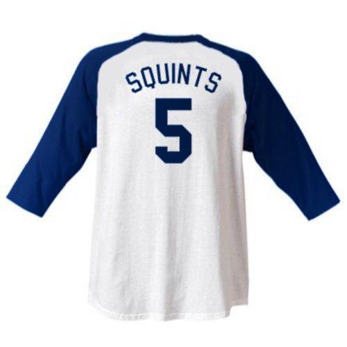 Squints Sandlot Jersey T-Shirt Michael Palledorous Costume Baseball Movie]()