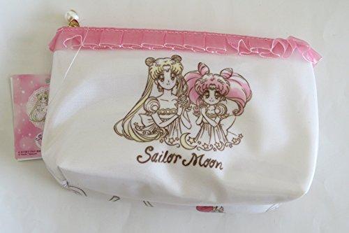 美少女戦士セーラームーン ポーチ ITS`DEMOコラボ コスメポーチの商品画像