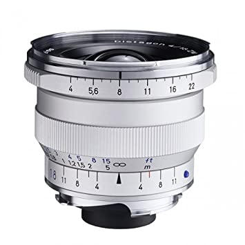 Zeiss 18mm f/4 T* ZM Distagon Lens, for & Leica M Mount