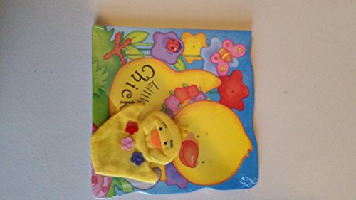 Little Chick Board Book with Finger (Chick Finger Puppet)