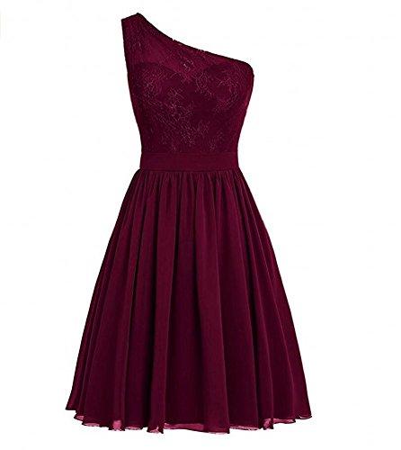 KA KA Kleid Beauty Beauty burgunderfarben Damen Z6v7w