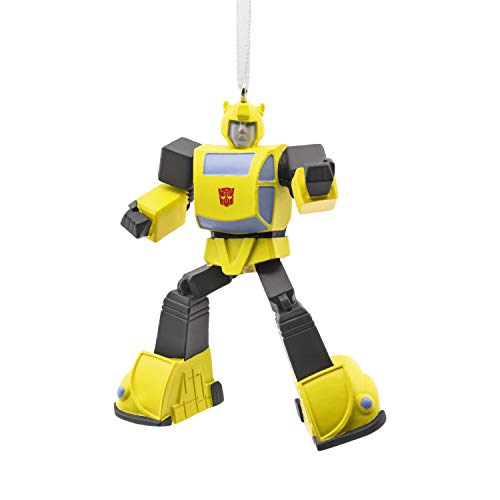 Hallmark Christmas Ornaments, Transformers Bumblebee Ornament -