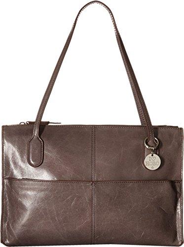 [HOBO Vintage Friar Satchel Shoulder Bag, Granite, One Size] (Hobo Purses)