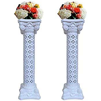 Amazon Com Elegant Wedding Roman Column Set Pillars