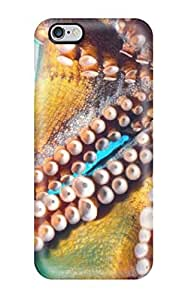 Iphone Cover Case - Octopus Protective Case Compatibel With Iphone 6 Plus