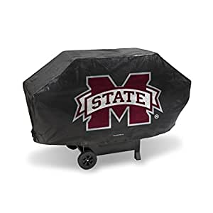Mississippi State Bulldogs Deluxe Heavy Duty BBQ Barbacoa Grill Cover