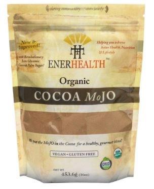 Cocoa Mojo Organic 16 Ounces