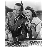 Bogart and Bergman 10x8 Classic Photo Movie Still by Kadinsky Art
