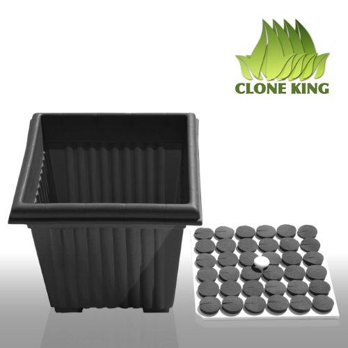 41xXVwhW%2BmL - Clone King 36 Site Aeroponic Cloning Machine