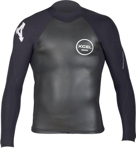 Xcel Infiniti SmoothSkin Men's 2mm Wetsuit Top (X-Large)