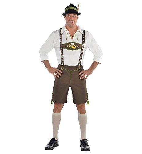 Mr Oktoberfest Costume - Medium - Chest Size 42 (Mr Oktoberfest Costume)