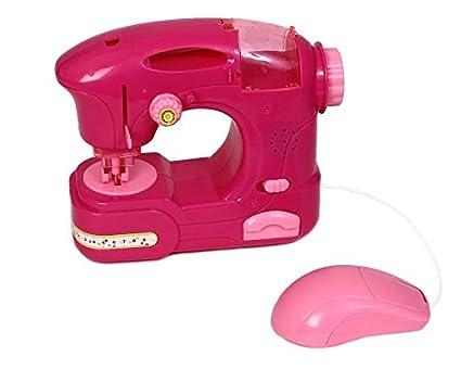 Amazon Dazzling Toys Toy Sewing Machine Happy Family Kids Inspiration Sewing Machine Sound