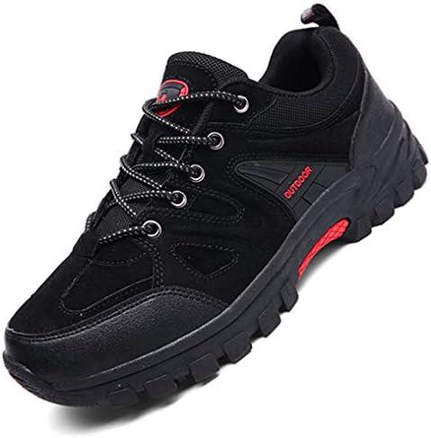 登山靴 ブラック メンズ 防水 防滑 スニーカーシューズ アウトドア スポーツ靴 通気性 幅広 運動 走れる 快適 ウォーキング 山歩きアウトドア シューズ 屈曲性ハイキング ランニングシューズ ローカット