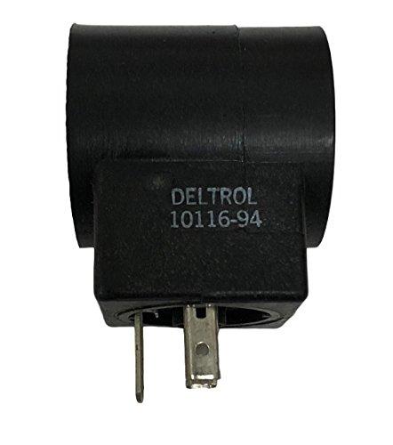 Deltrol 10116-94 220V Solenoid Coil 16W Hydraulic Power Unit Lift Dump