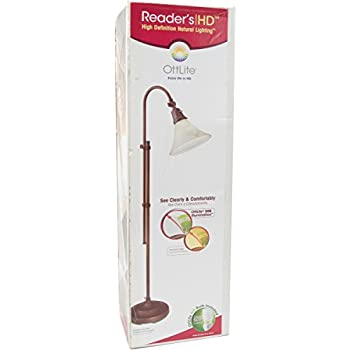 Ottlite R High Definition 20 Watt Lexington Floor Lamp