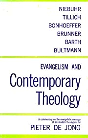 Evangelism and Contemporary Theology: a…