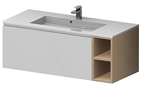 Lavandino Con Mobiletto Cucina : Tiger miller set di mobili da bagno 120 cm mobiletto da bagno con