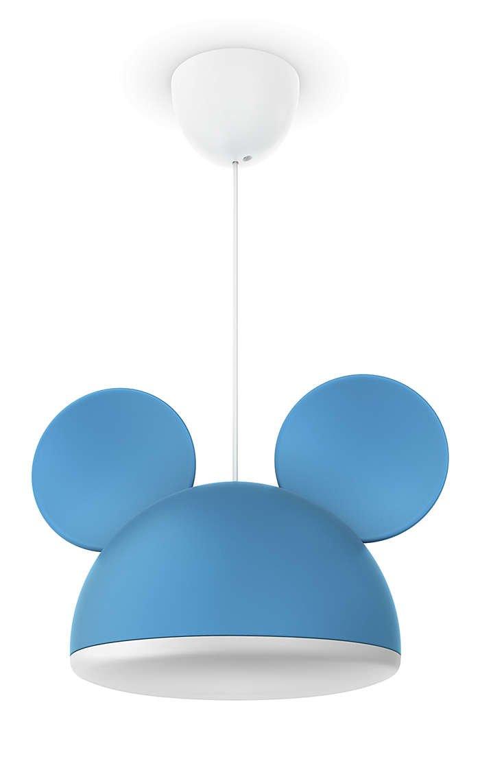 Philips Disney Pendelleuchte Minnie Mouse 23 W, weiß / rot, 717583116 weiß / rot 915004409601