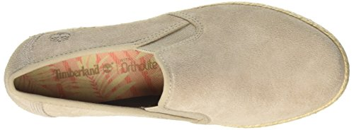 Donna Taupe Elvissa L47 Timberland Marrone Infilare Leather Simply Sneaker Sea qUqTO8wX