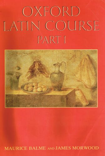 Oxford Latin Course, Part 1