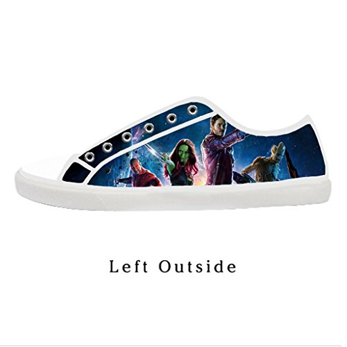 Custom Women Guardians Of The Galaxy Canvas Shoes Comfortable Sneakers US6