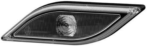 Hella 2pf 013 324 051 Positionsleuchte Shapeline Style Small Led 12v 24v Lichtscheibenfarbe Grau Geklebt Kabel 250mm Stecker Amphenol Einbauort Vorne Links Auto