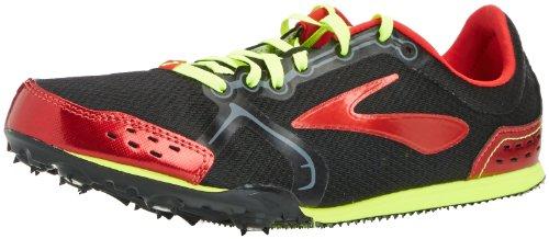 Brooks Men's PR LD 4:10 Red Sneaker 9 D (M)