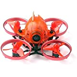 Happymodel Snapper6 1S 65mm Whoop Indoor Brushless Quadcopter 0603 RC Racing Drone BNF Version (with Flysky Receiver)