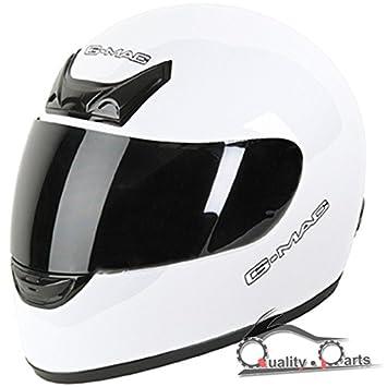 Nitro Gmac Maxx policarbonato Full Face casco de moto motocicleta moto