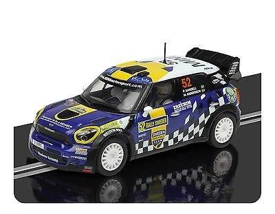 MINI COUNTRYMAN WRC Rally Sweden 2012 B00BCU7A5K