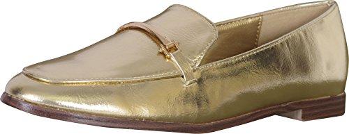 Catherine Malandrino Women's Slip-On Loafer, Gold, 8.5 B(M) US' by Catherine Malandrino