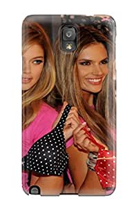 Snap-on Doutzen Kroes Women Model Marisa Miller Alessandra Ambrosio People Women Case Cover Skin Compatible With Galaxy Note 3