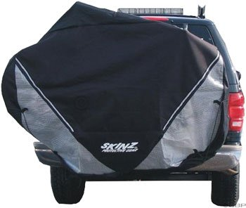 Skinz Protective Gear Rear Transport Cover with Light Kit (3-4 Bikes) by Skinz Protective Gear