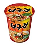 Nongshim Neoguri Cup Noodle Soup 62g (Pack of 4)