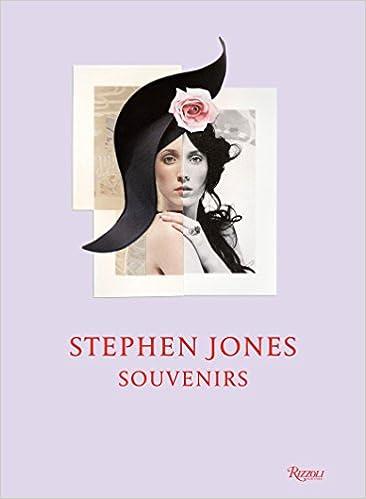4f442f2a Amazon.com: Stephen Jones: Souvenirs (9780847848799): Susannah Frankel, Stephen  Jones, Grace Coddington: Books