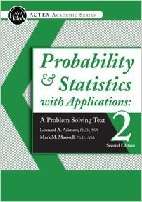 Probability & Statistics with Applications: A Problem Solving Text ...