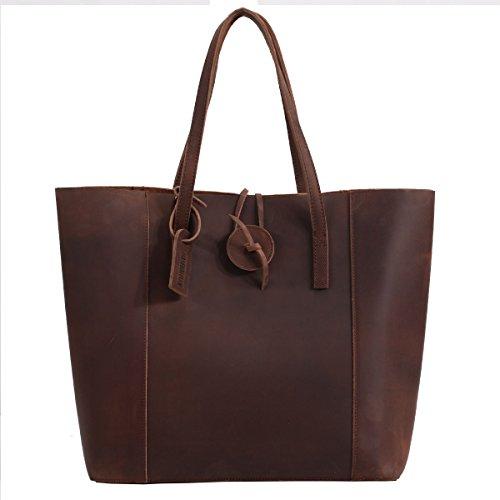 Super Quality Vintage Cowhide Baseball Glove Leather Tote Shopper Purse Shoulder Bag Handbag for Lady's Gift by Baseballfan