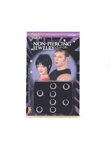 JEWELRY KIT NON PIERCING (50s Costume Kit)