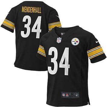low priced ac079 c6767 NFL Shop Pittsburgh Steelers Rashad Mendenhall #34 Kids Nfl ...
