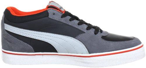 rise 04 steel 04 Homme high Low black Skate top Noir Puma noir Gray Vulc qT8zP1wPg