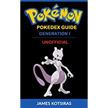 Pokemon Pokedex Guide Generation I: Unofficial Book