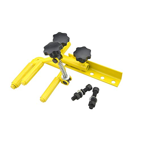 ZSHJG Archery Bow Vise Universal Adjustable Bow Vise Compound Bow Professional Parallel Bow Vise Metal Bow Accessory