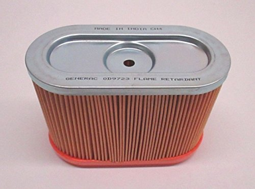 Generac Genuine 0D9723S Air Filter For 760 990 cc XG XP Ultra Source OEM (Generac Filter Air)