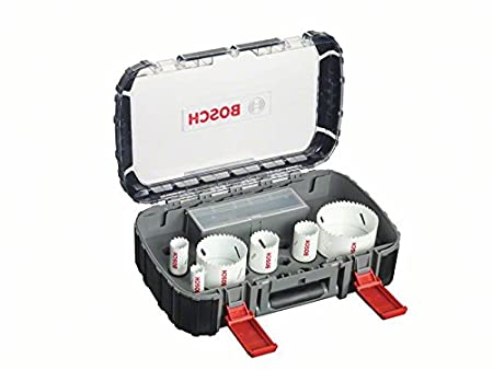 Bosch 2608580870 Coffret de 15 Scies-trà pan multi construction universal 20/ 22/ 25/ 32/ 35/ 40/ 44/ 51/ 60/ 68/ 76 mm