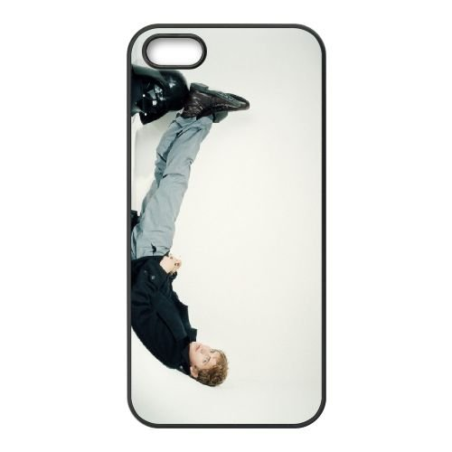 Hayden Christensen 2 coque iPhone 4 4S cellulaire cas coque de téléphone cas téléphone cellulaire noir couvercle EEEXLKNBC25674