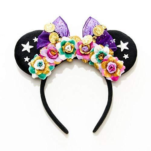 Esmeralda Mouse Ears -