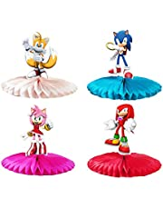Party Centerpiece for Sonic Party Supplies, Birthday Party Decorations, Photo Booth Props Party Favor Supplies 1