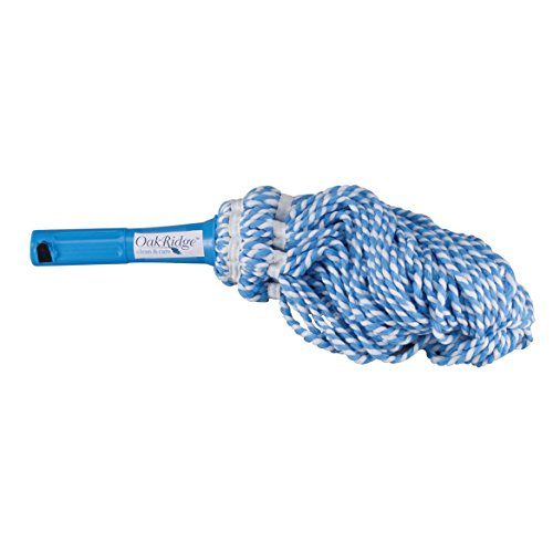 Telescopic Microfiber Twist Mop Replacement Head by OakRidge